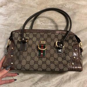 Gucci style tote bag👜